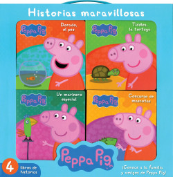 Peppa pig. Historias maravillosas. Minilibros